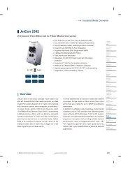 JetCon 2302 - Korenix