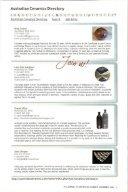 The Journal of Australian Ceramics Vol 48 No 3 November 2009 - Page 7