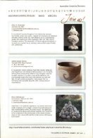 The Journal of Australian Ceramics Vol 49 No 2 July 2010 - Page 7
