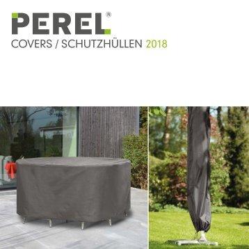 Perel Covers 2018 / Perel Schutzhüllen 2018