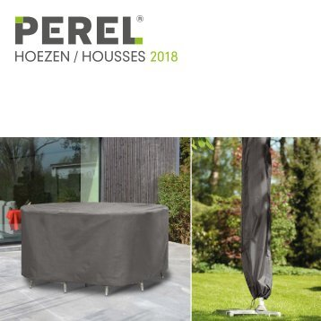 Perel Hoezen 2018 / Housses Perel 2018