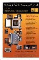 The Journal of Australian Ceramics Vol 50 no 1 April 2011 - Page 2