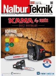 Nalbur Teknik Dergisi  Ekim 2017 Sayısı
