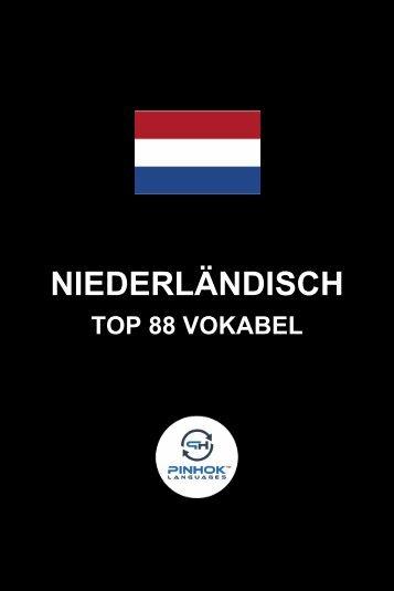 Niederlaendisch Top 88 Vokabel