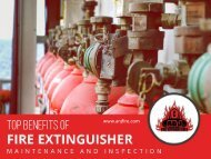 Top Benefits of Fire Extinguisher Inspection in NYC