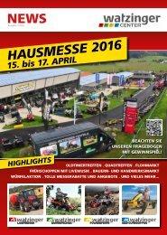 Kundenzeitung April 2016