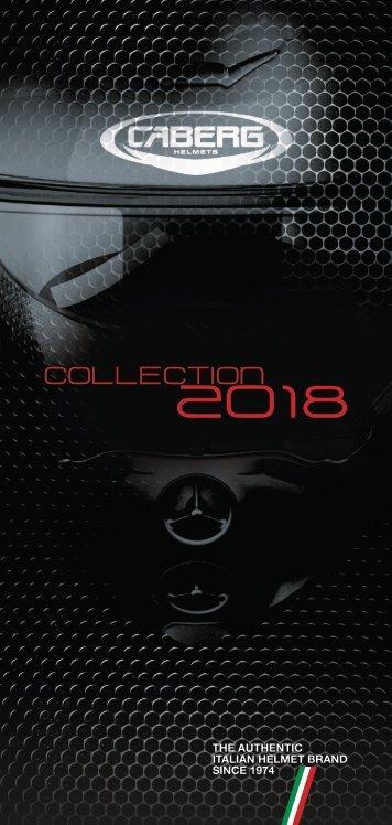 Caberg catalog 2018