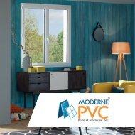 catalogue Moderne PVC