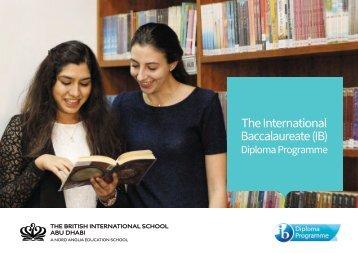 IB Brochure