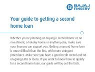 A Complete Guide to Getting a Second Home Loan