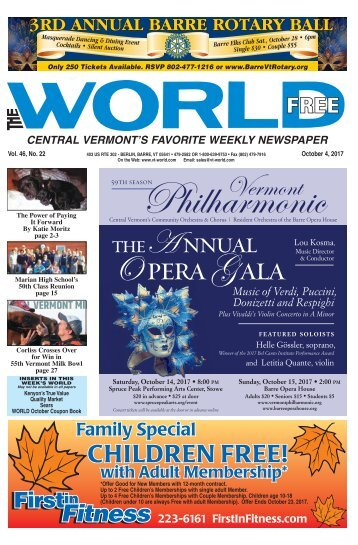 The World Online Digital Edition - October 4th, 2017