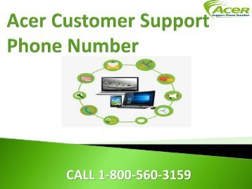 1-800-560-3159 Acer Customer Support Phone Number