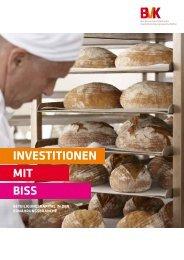 Investitionen mit Biss - Beteiligungskapital in der Ernährungsbranche
