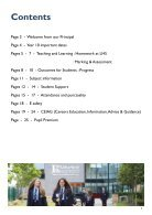 LHS Year 10 Information Booklet 2017-18 - Page 2