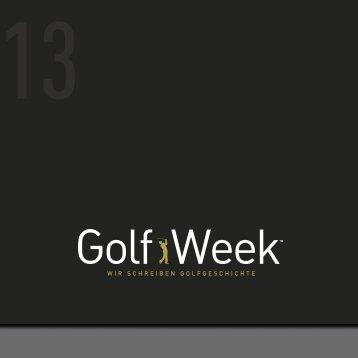 Imagebroschüre inkl. Mediadaten 2013 (1225 KB - Golf Week Events