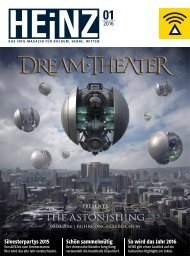 HEINZ Magazin Bochum 01-2016