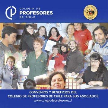 Convenios y Beneficios Colegio de Profesores de Chile