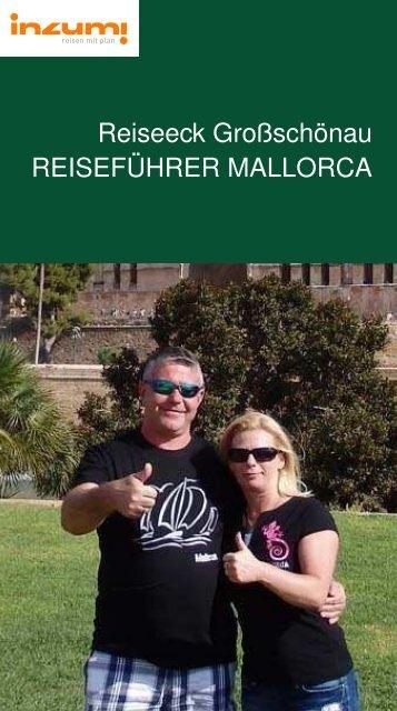 REISEFÜHRER-MALLORCA