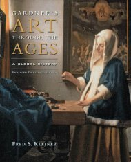 Gardners Art through the Ages A Global History