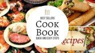 Cook Book Best Sellers 2017