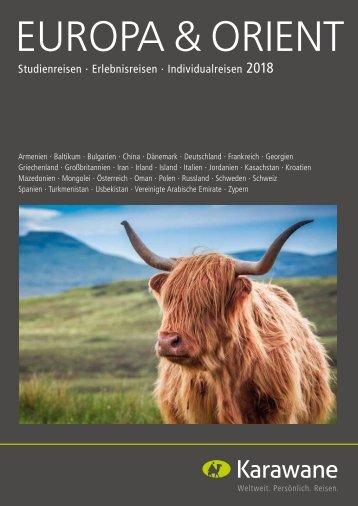 2018-Europa-und-Orient Katalog