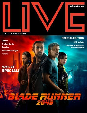 October November Live Magazine