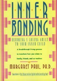 Read [PDF] Inner Bonding: Becoming a Loving Adult to Your Inner Child Full eBook online