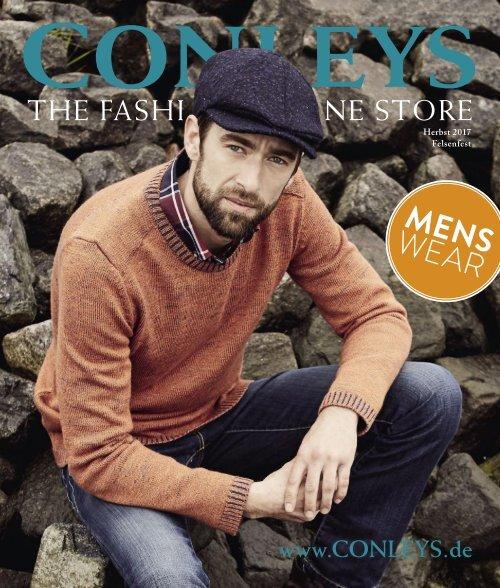 Каталог Conleys Mens Wear осень 2017. Заказ одежды на www.catalogi.ru или по тел. +74955404949