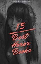 15 Best Horror Books