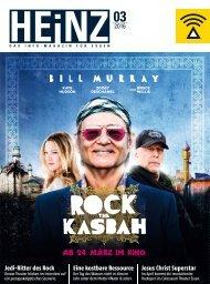 HEINZ Magazin Essen 03-2016