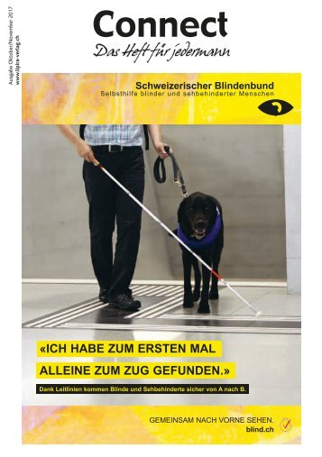 Connect Magazin Oktober/November 2017