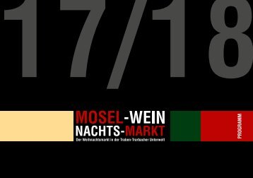 Mosel-Wein-Nachts-Markt 2017/2018