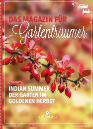 Gartenträume Magazin 3 | 2017