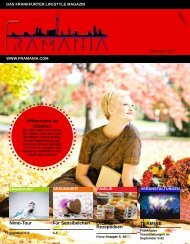 Framania Ausgabe Oktober 17