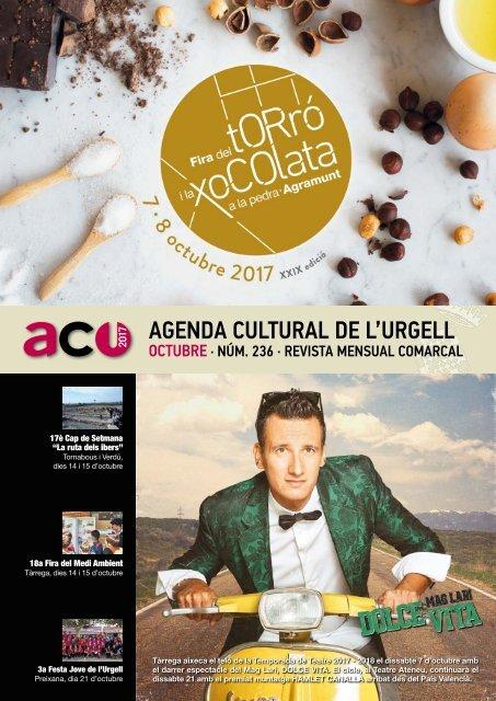 Agenda OCTUBRE 2017