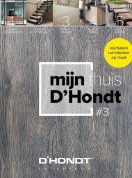 D'HONDT Interieur - Inspiratiemagazine-3 NL