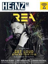HEINZ Magazin Wuppertal 02-2016