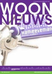 Hameeteman Makelaardij Woonnieuws, #31, oktober 2017