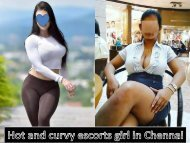 Hot and curvy escorts girl in Chennai