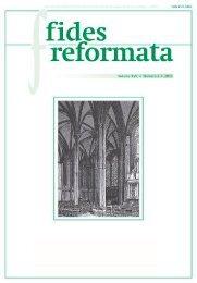 Fides 17 N2 - Revista do Centro Presbiteriano Andrew Jumper