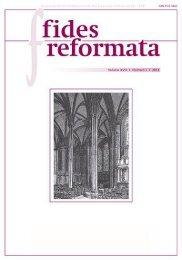 Fides 18 N1 - Revista do Centro Presbiteriano Andrew Jumper