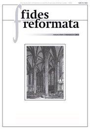 Fides 18 N2 - Revista do Centro Presbiteriano Andrew Jumper