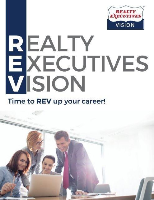 Realty Executives Vision Recruitment Brochure