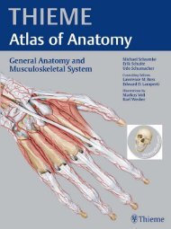 THIEME Atlas of Anatomy - General Anatomy and Musculoskeletal System 1E