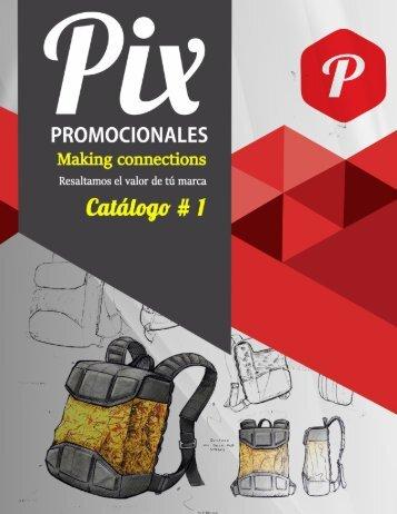 Catálogo 1 Pix Impress