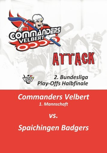 Commanders Attack 06/2017