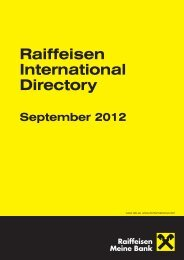 raiffeisen trade promotion service