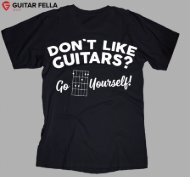 Dont Like Guitars TShirt
