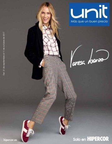 Catálogo Hipercor Moda Otoño hasta 11 de Octubre 2017