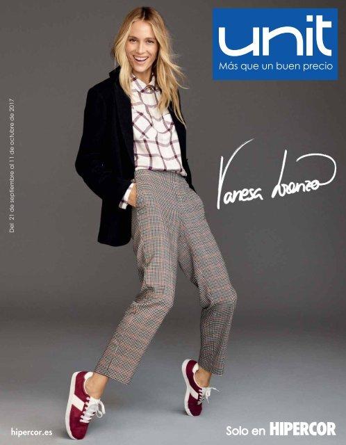 Catalogo Hipercor Moda Otono Hasta 11 De Octubre 2017